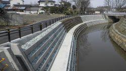 新堀川河川整備