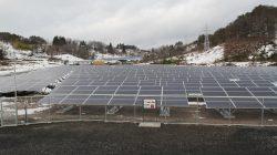 メコム太陽光発電所構築