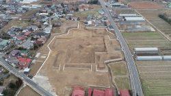 特別養護老人ホーム蓬仙園移転新築に伴う敷地造成工事